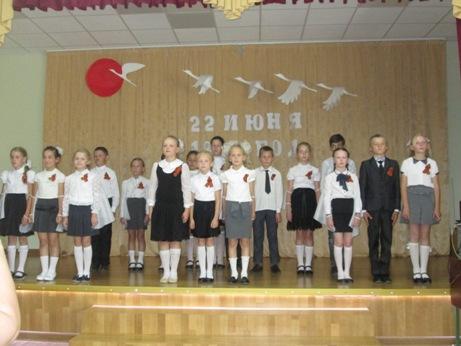 Цикл мероприятий «Вас помнит мир спасенный» в Токарево.