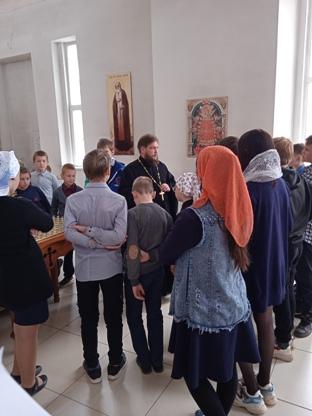 Литературно-исторический экскурс «И будет славить Русь родная святых апостолов славян».12+